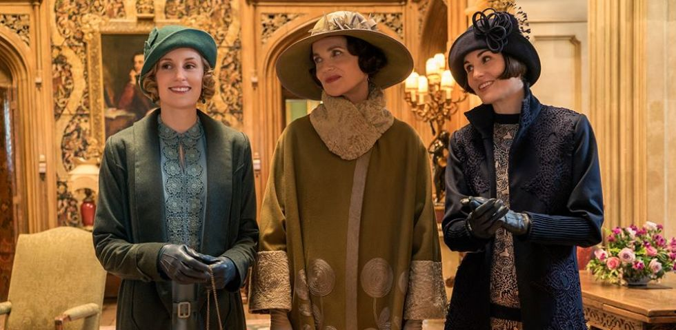 Downton Abbey film: cast, uscita e novità