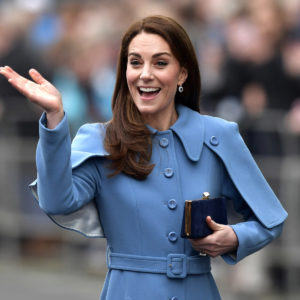 Kate Middleton pronta al quarto figlio