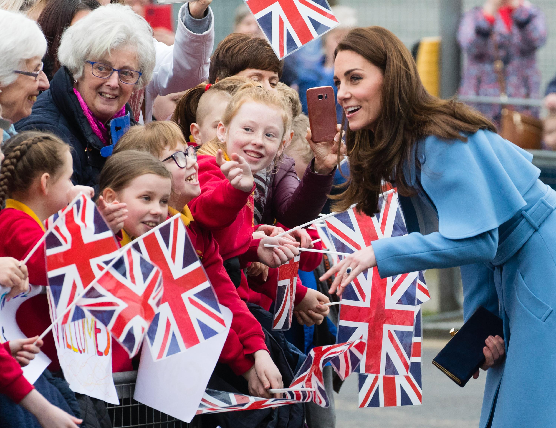 Kate vuole un quarto figlio?