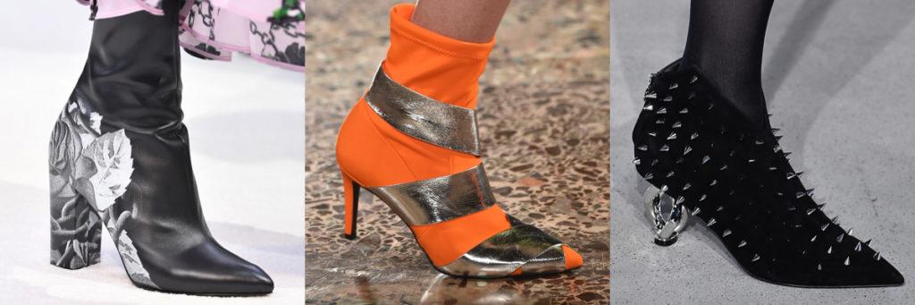 Scarpe Autunno-Inverno 2019/20: ankle boot