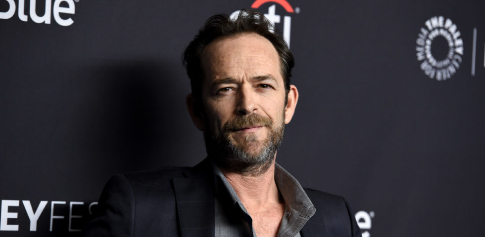 Morto Luke Perry, la star di Beverly Hills 90210