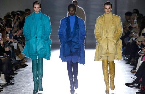 Scarpe Autunno-Inverno 2019/20: tendenze e modelli dalle sfilate