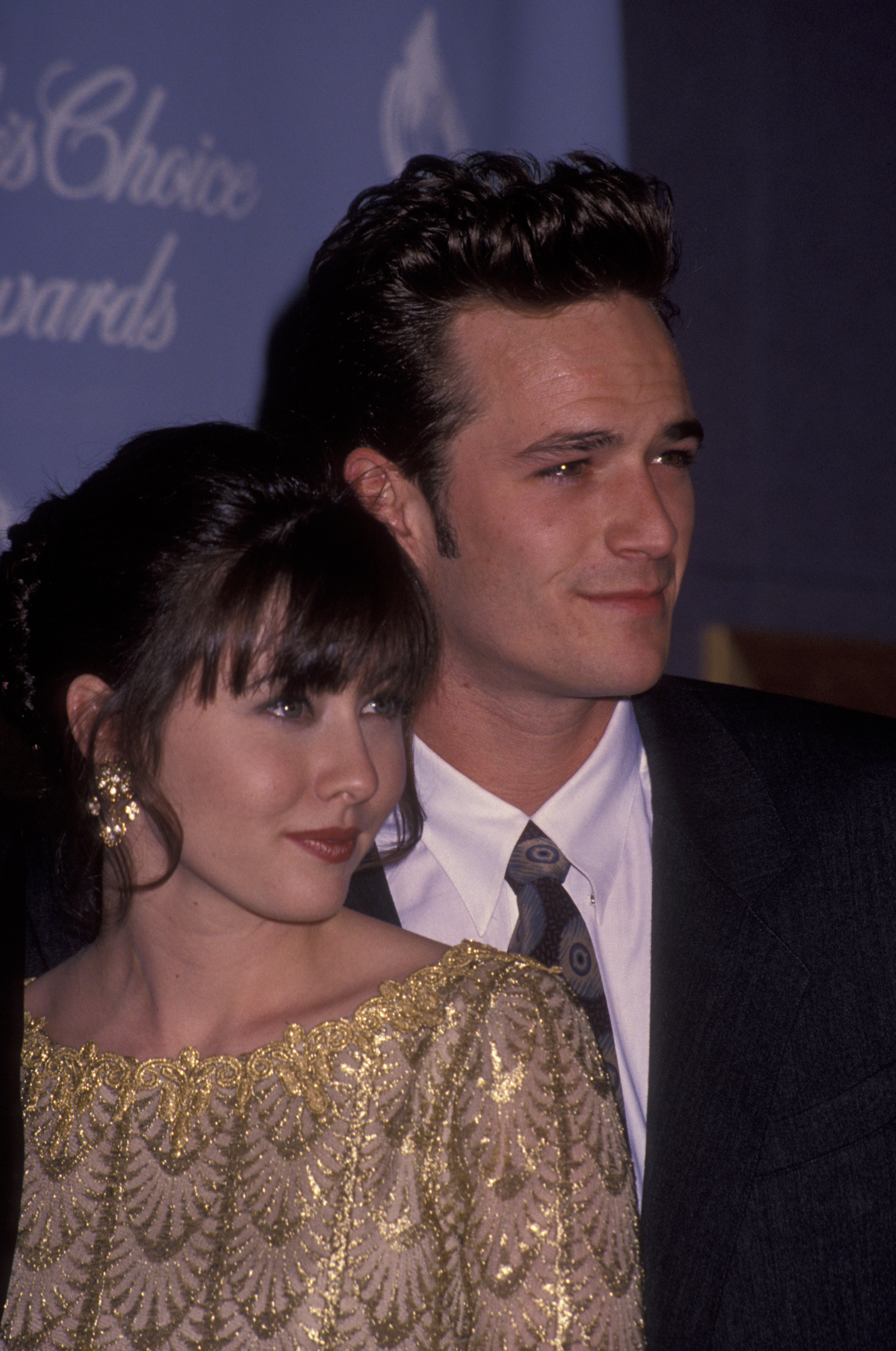 Shannen Doherty piange Luke Perry