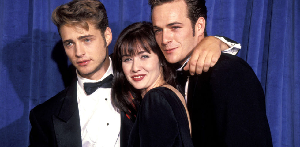 Shannen Doherty: la reazione commossa alla morte dell'amico Luke Perry