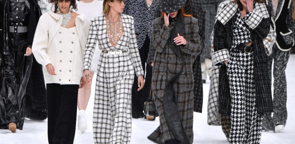 Chanel collezione Autunno-Inverno 2019/2020