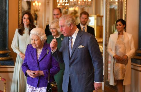Kate Middleton e Meghan Markle insieme per l'investitura del Principe Carlo