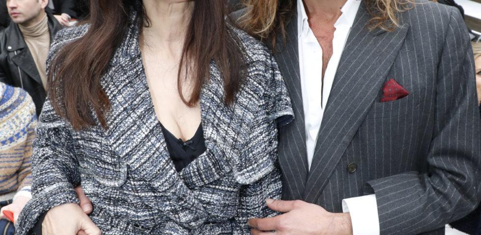 Monica Bellucci e Nicolas Lefebvre: prima uscita pubblica da Chanel