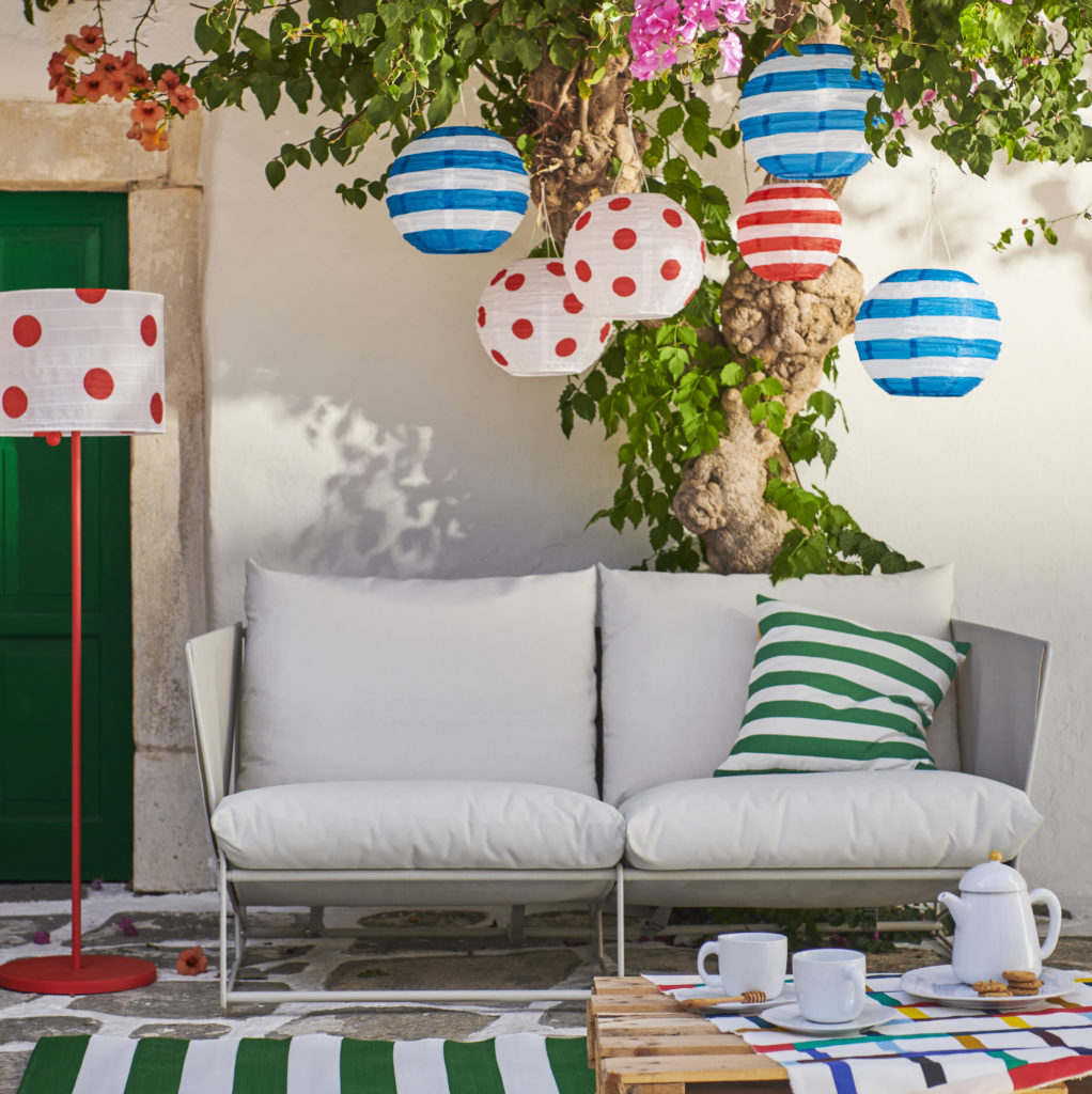 Ikea giardino e mare novit estate 2019 diredonna for Ikea set giardino