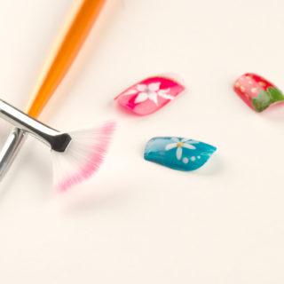 Pennelli per nail art: i più utili