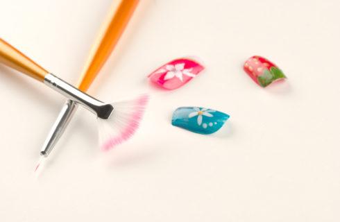 Pennelli per nail art: quali sono i più utili