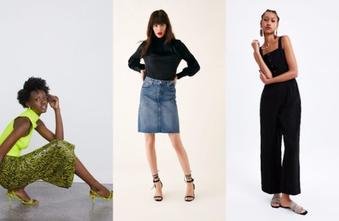 Zara: 10 must have per la Primavera Estate 2019