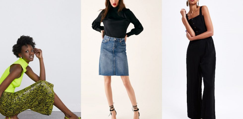 Zara: 10 must have per la Primavera Estate 2019