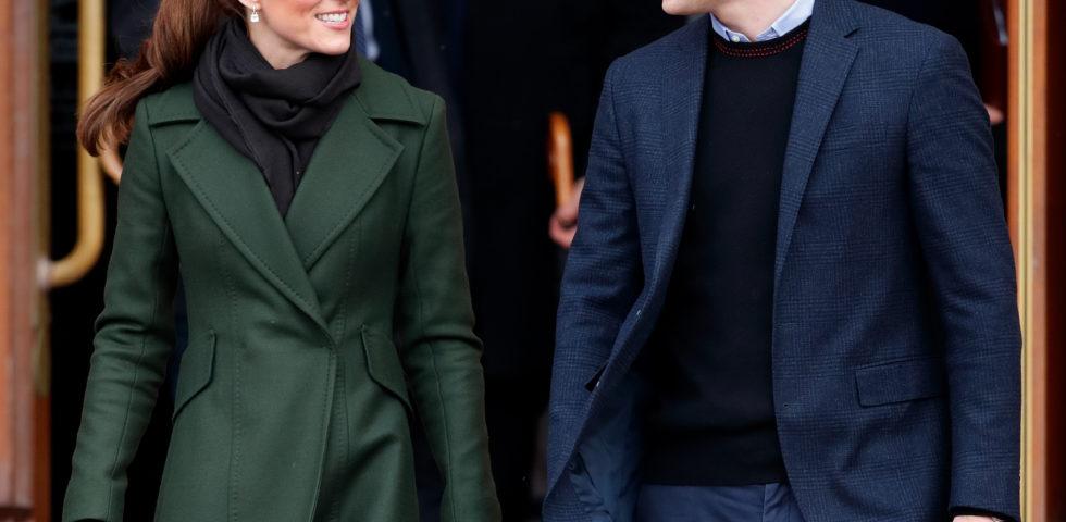 Kate Middleton scherza sul quarto figlio: è incinta?