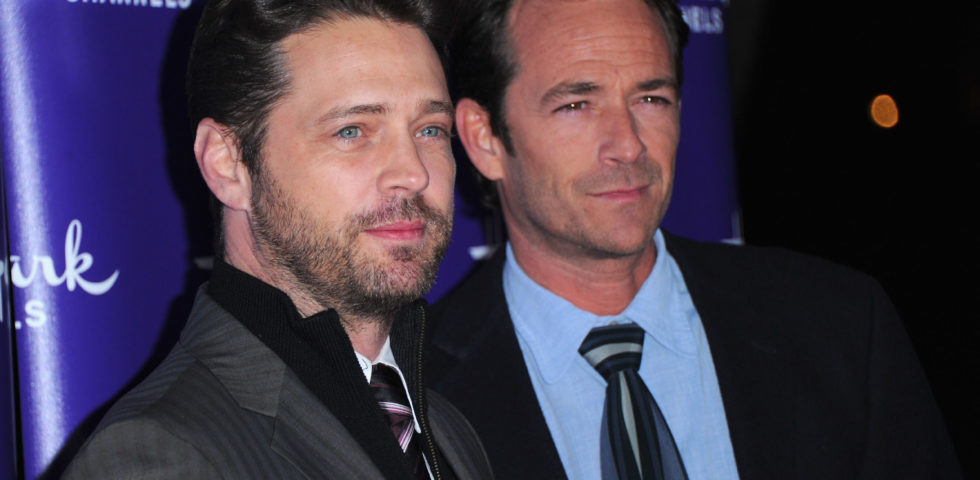 Luke Perry: il ricordo di Jason Priestly (Brandon) e Tiffani Thiessen (Valerie)