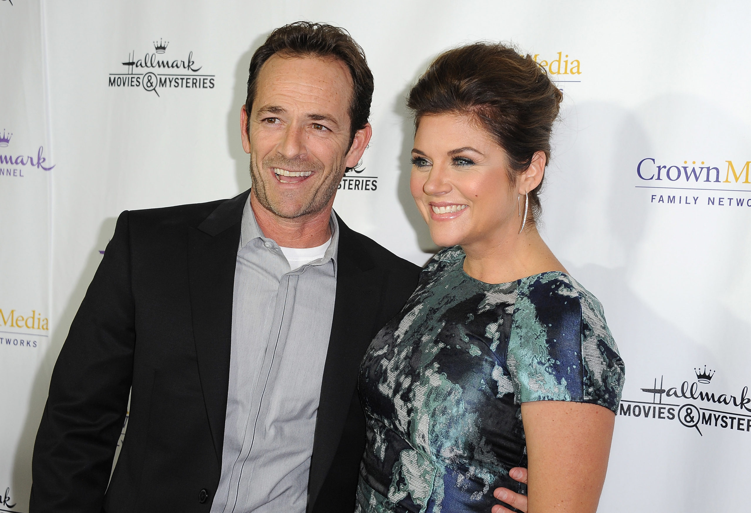 Tiffani Thiessen ricorda Luke Perry