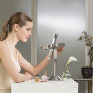 iBeauty: la recensione dello specchio Simplehuman