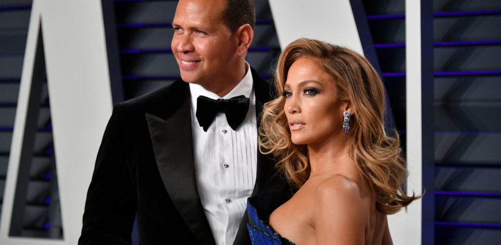 Jennifer Lopez di nuovo sposa con un anello da 5 milioni