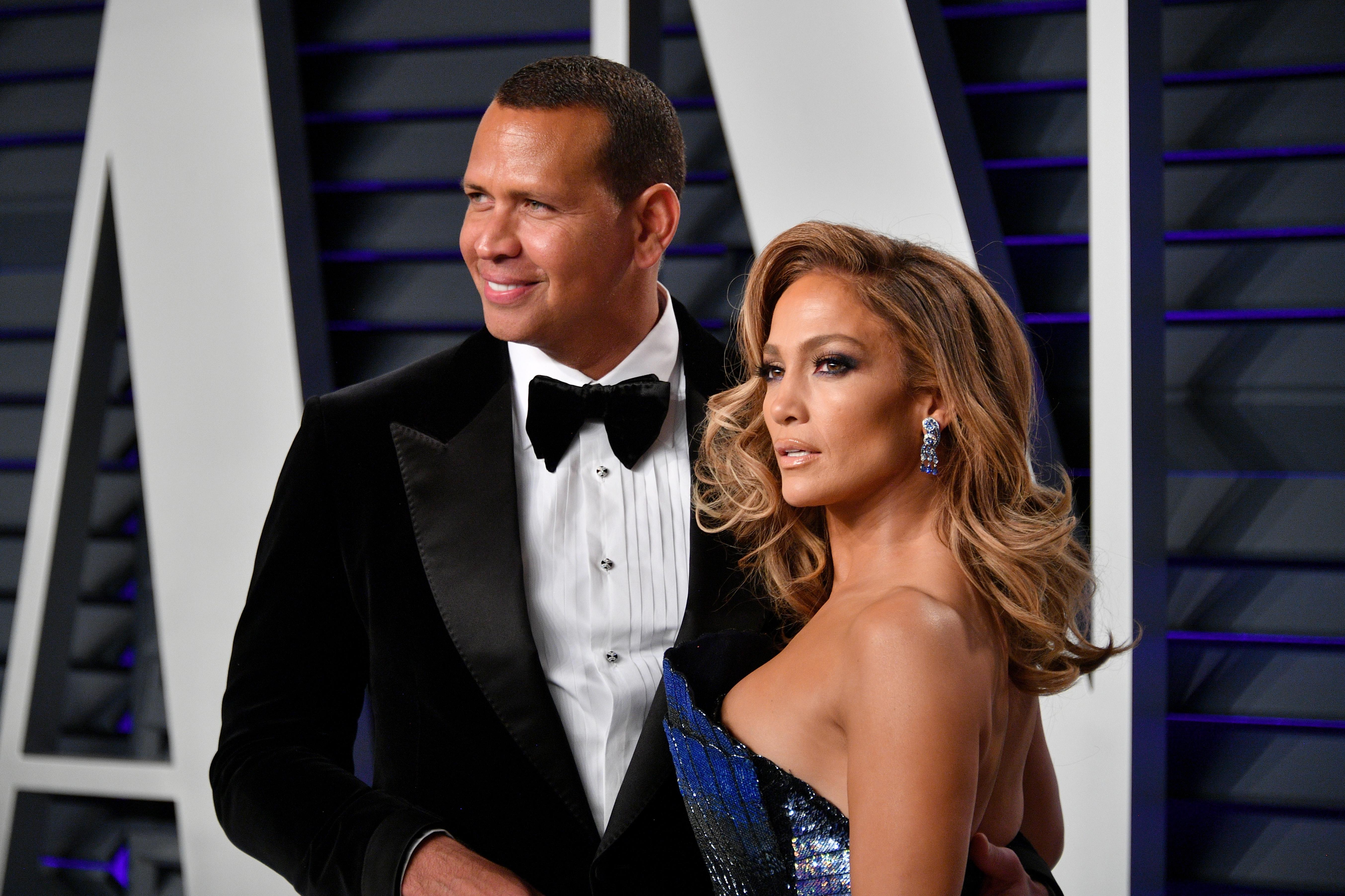 Jennifer Lopez pronta al sì con Alex Rodriguez