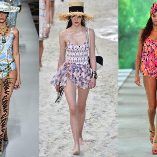 Fashion Alert: tendenze costumi da bagno