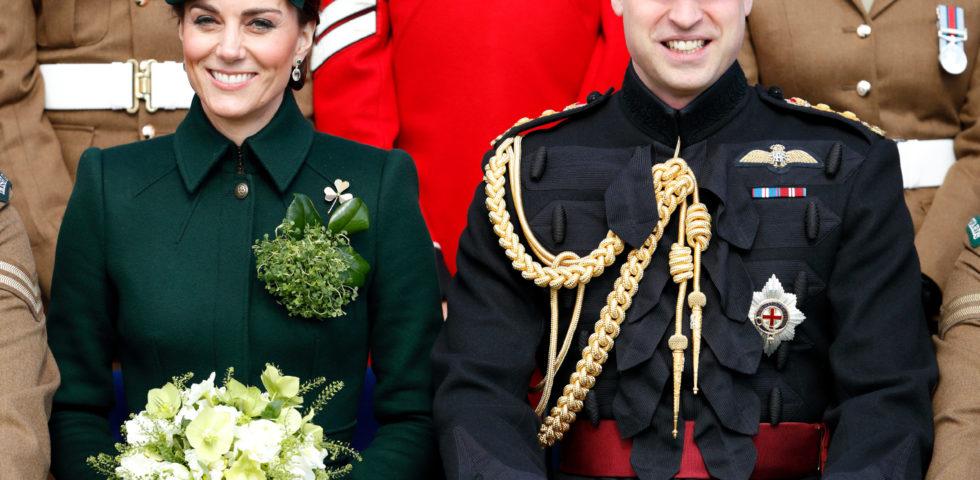 Kate Middleton prove da Regina per la parata di San Patrizio: look e protocollo