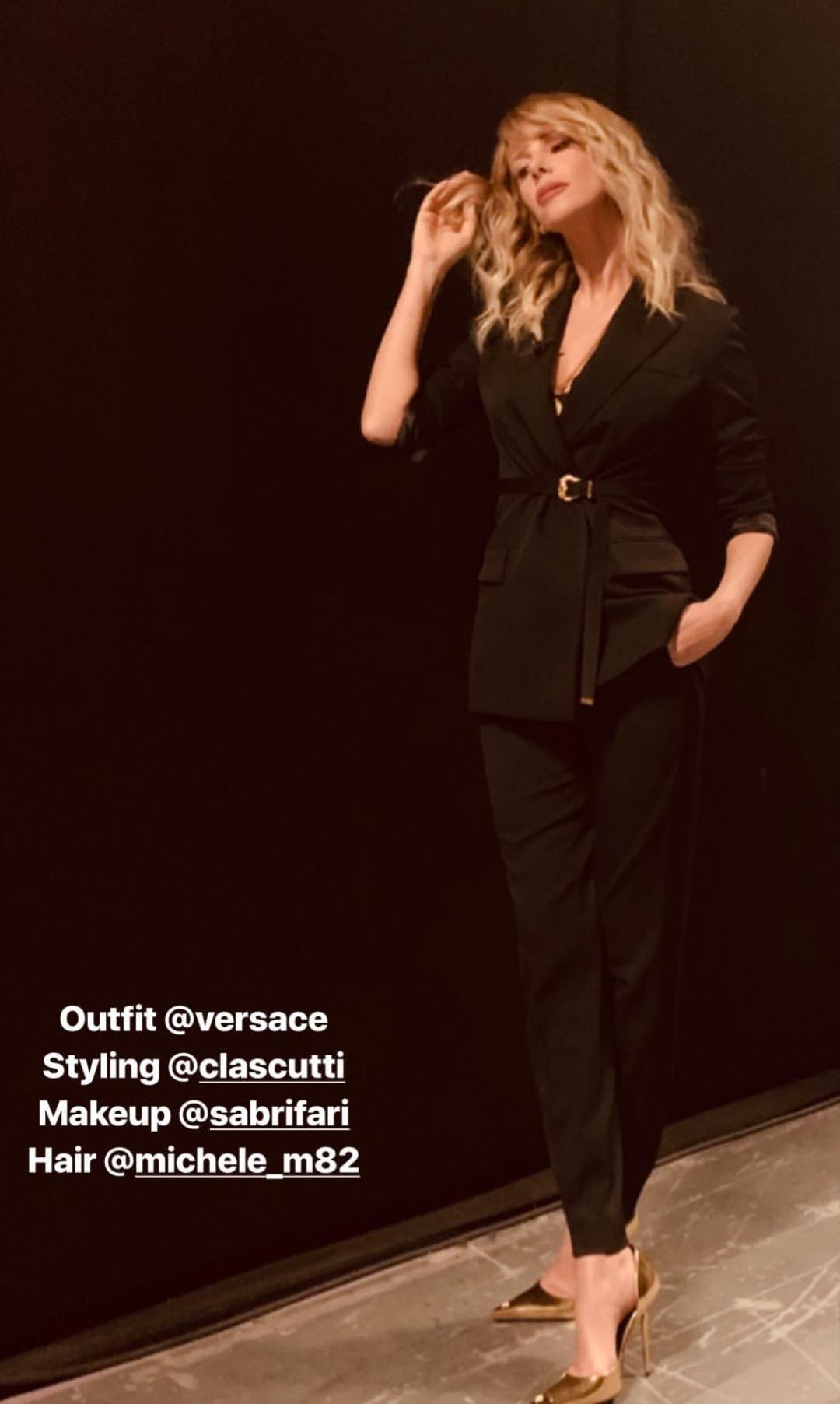 Alessia per la decima puntata dell'Isola 2019