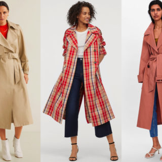 Fashion Alert: 7 trench low budget per la primavera