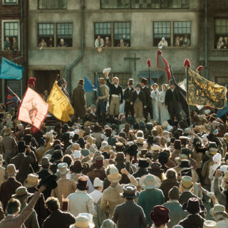 Peterloo, trama e recensione del film di Mike Leigh