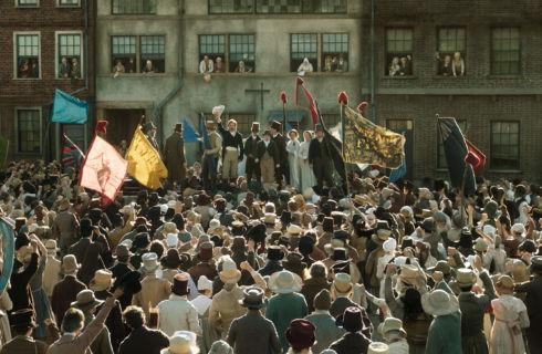 Peterloo, trama e recensione del film di Mike Leigh