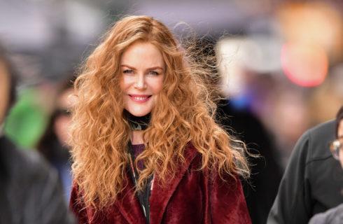 Nicole Kidman torna ai capelli rossi e ricci per la serie The Undoing