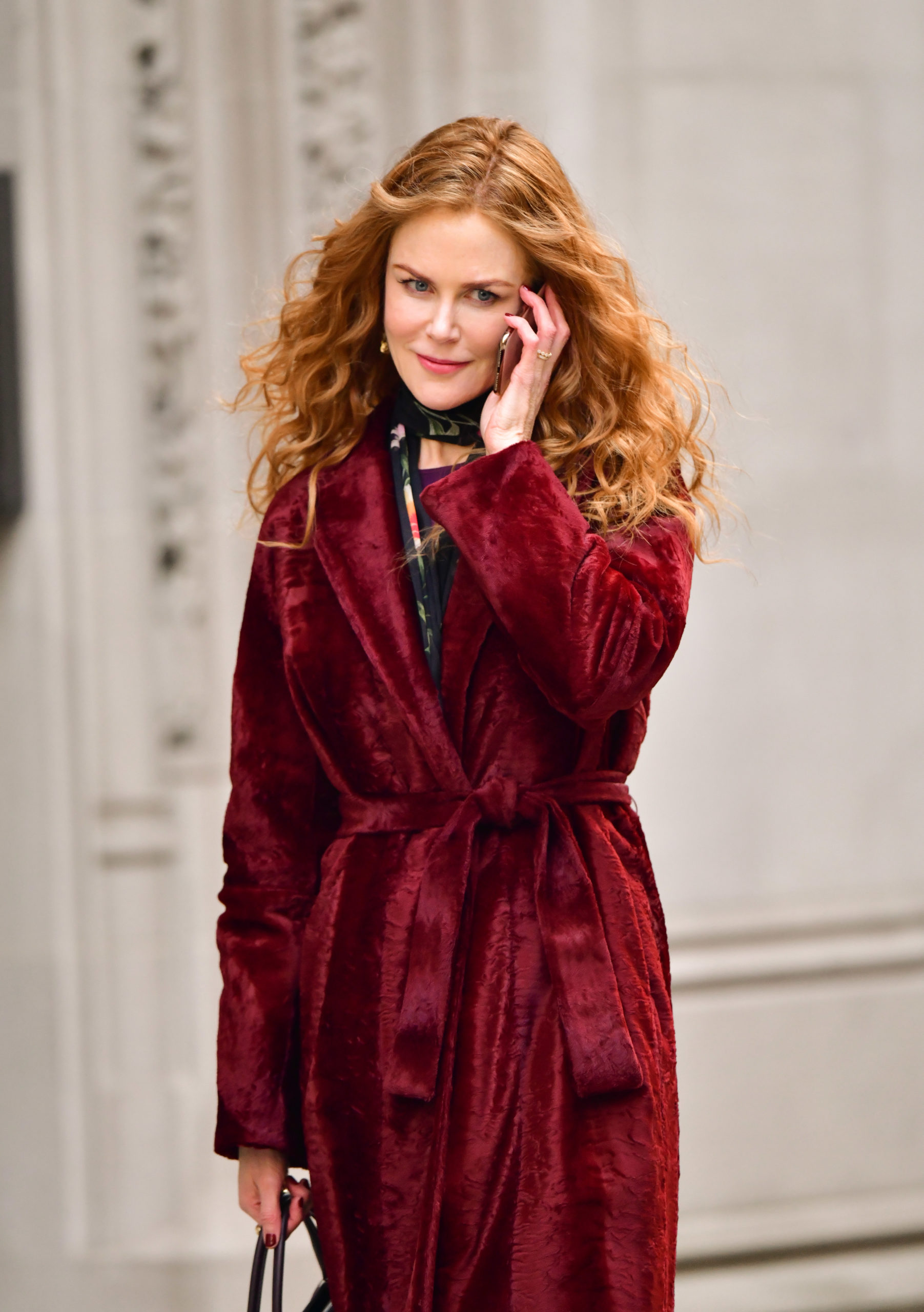 Nicole Kidman torna al suo vecchio look