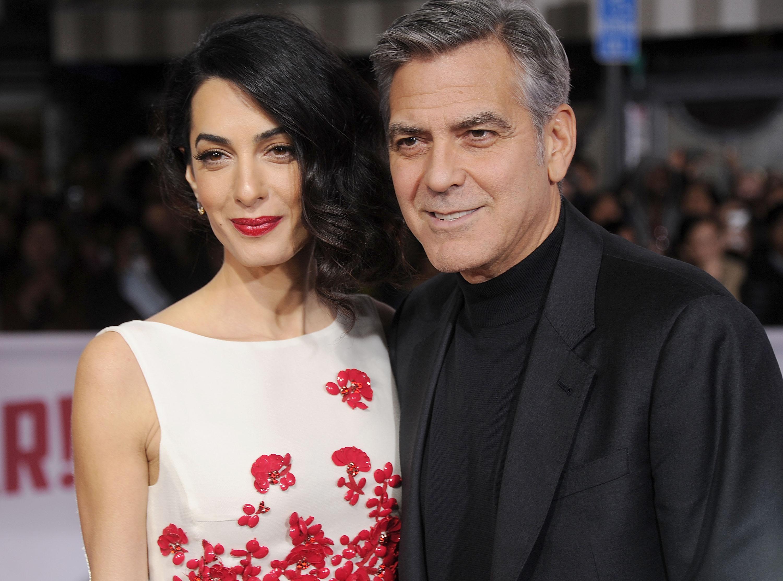 George e Amal paladini dei diritti