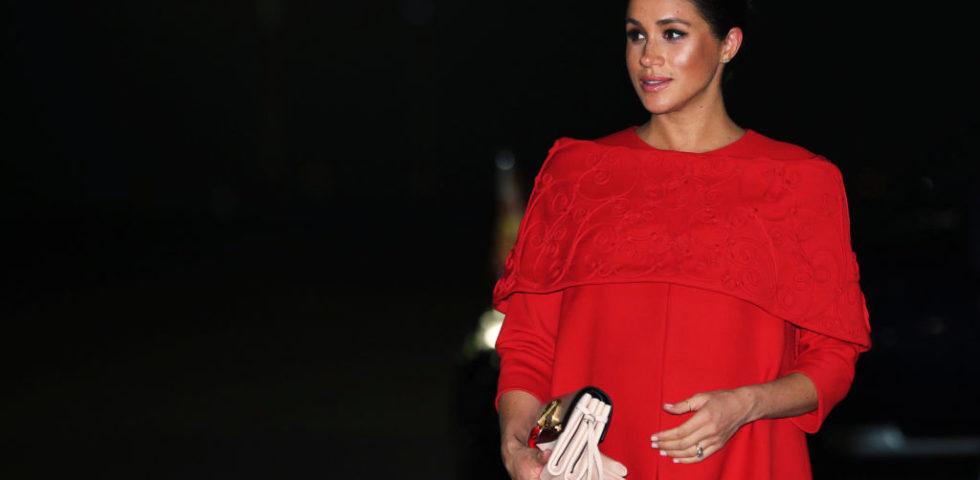 Meghan Markle sotto accusa: 600mila euro per i look in gravidanza
