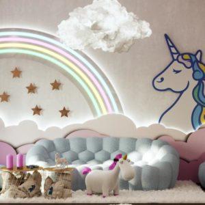 Unicorn House a Milano: come affittare la casa dell'unicorno