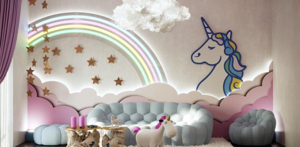 Unicorn House a Milano: come affittare la casa dedicata agli unicorni