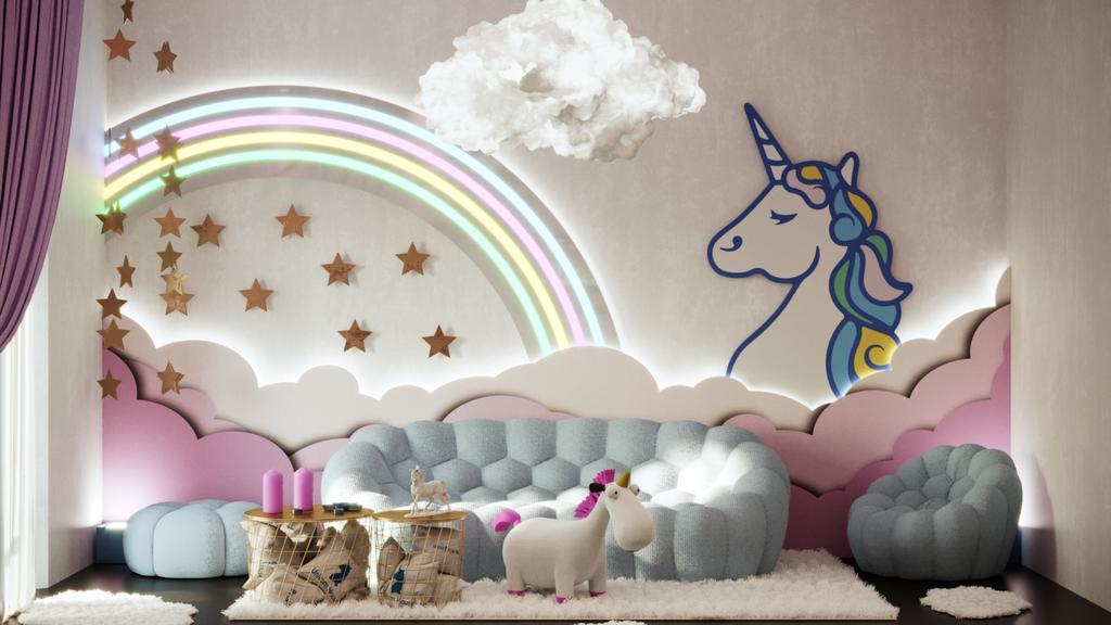 Apre a Milano la casa dedicata agli unicorni