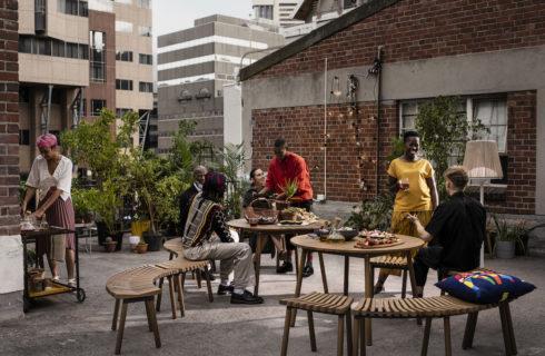Ikea Overallt: la collezione limited edition in stile africano