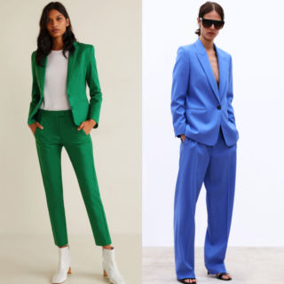 Trend Alert: tailleur da cerimonia prêt-à-porter