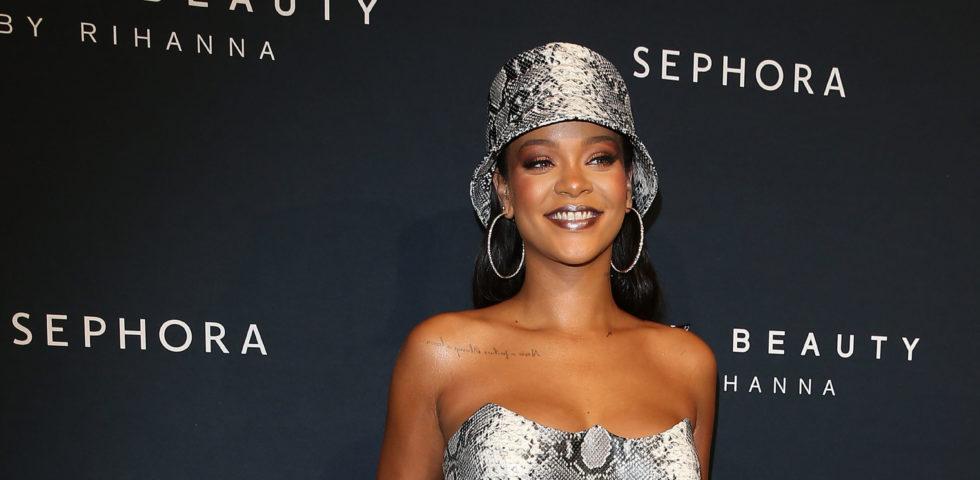 Rihanna presto sposa e incinta: la risposta della cantante