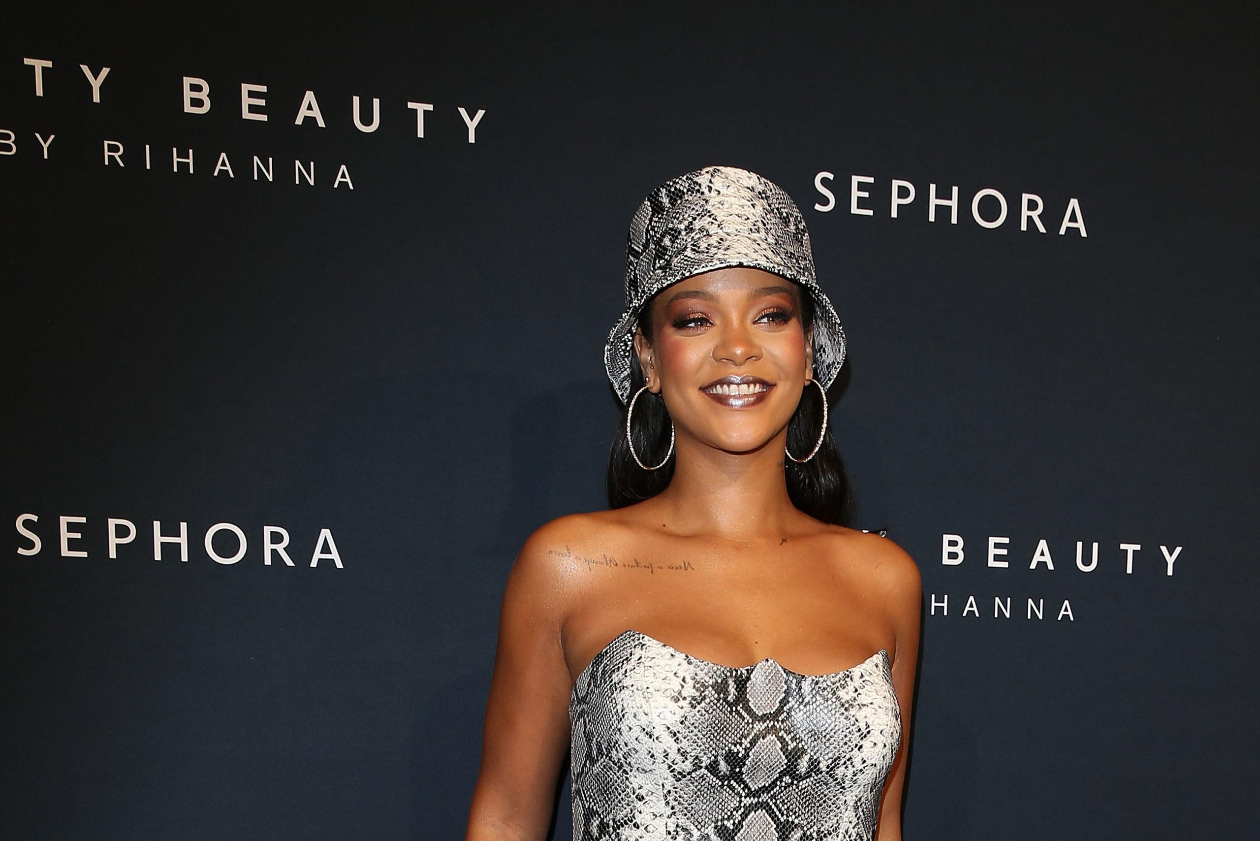 Rihanna potrebbe essere incinta