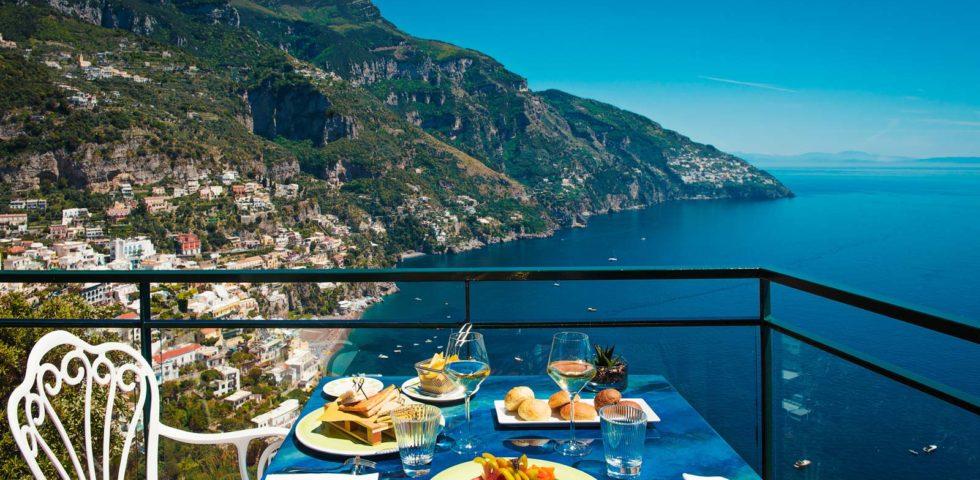I 10 migliori ristoranti della Costiera Amalfitana con vista mozzafiato