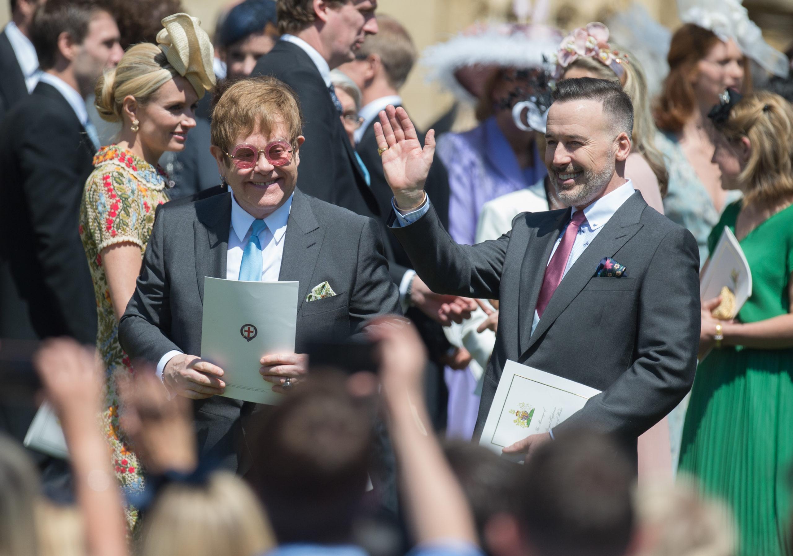 Elton John insegnerà piano al Royal Baby