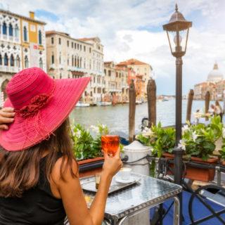 Spritz veneziano: i 10 migliori cocktail bar con vista
