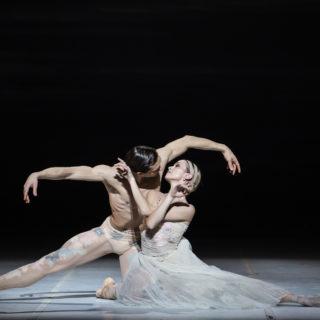 I costumi Dior per il balletto dell'Opera di Roma