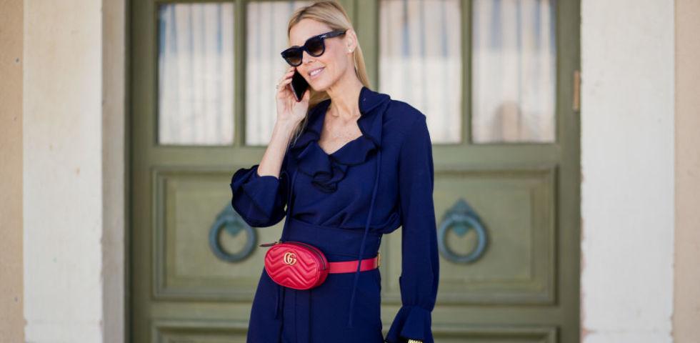 Marsupio moda 2019: tendenze da Prada, Gucci e Fendi