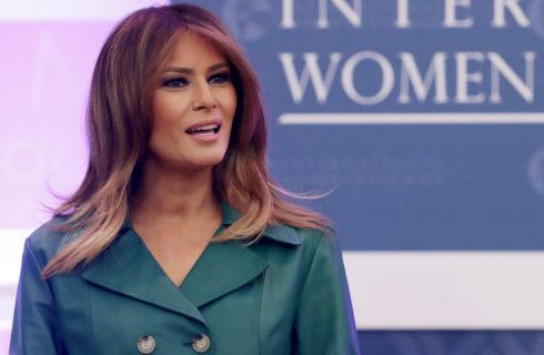 Polemica Melania Trump-Anna Wintour: la risposta della First Lady