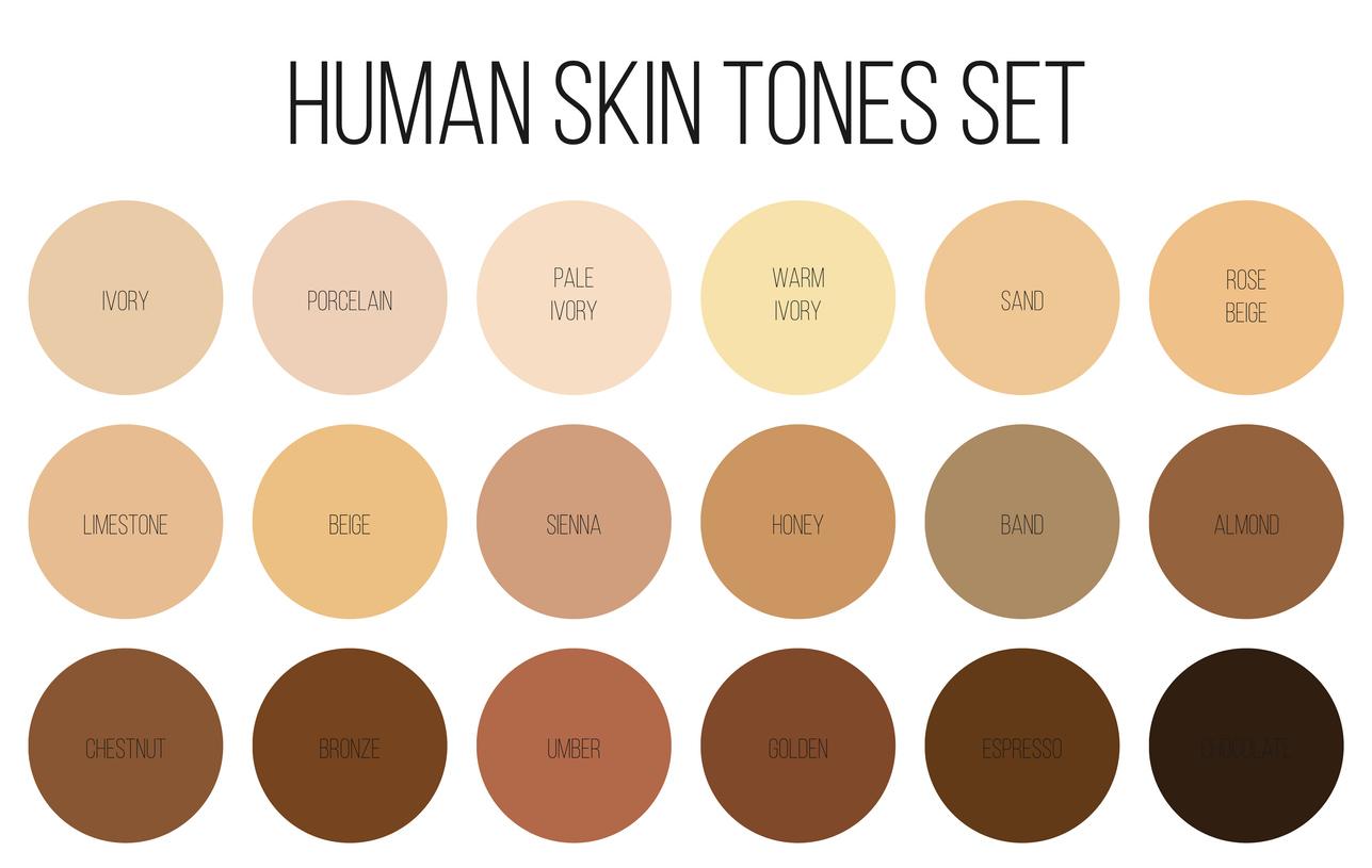 Colori Che Stanno Bene Insieme sottotono della pelle: come individuarlo? | diredonna