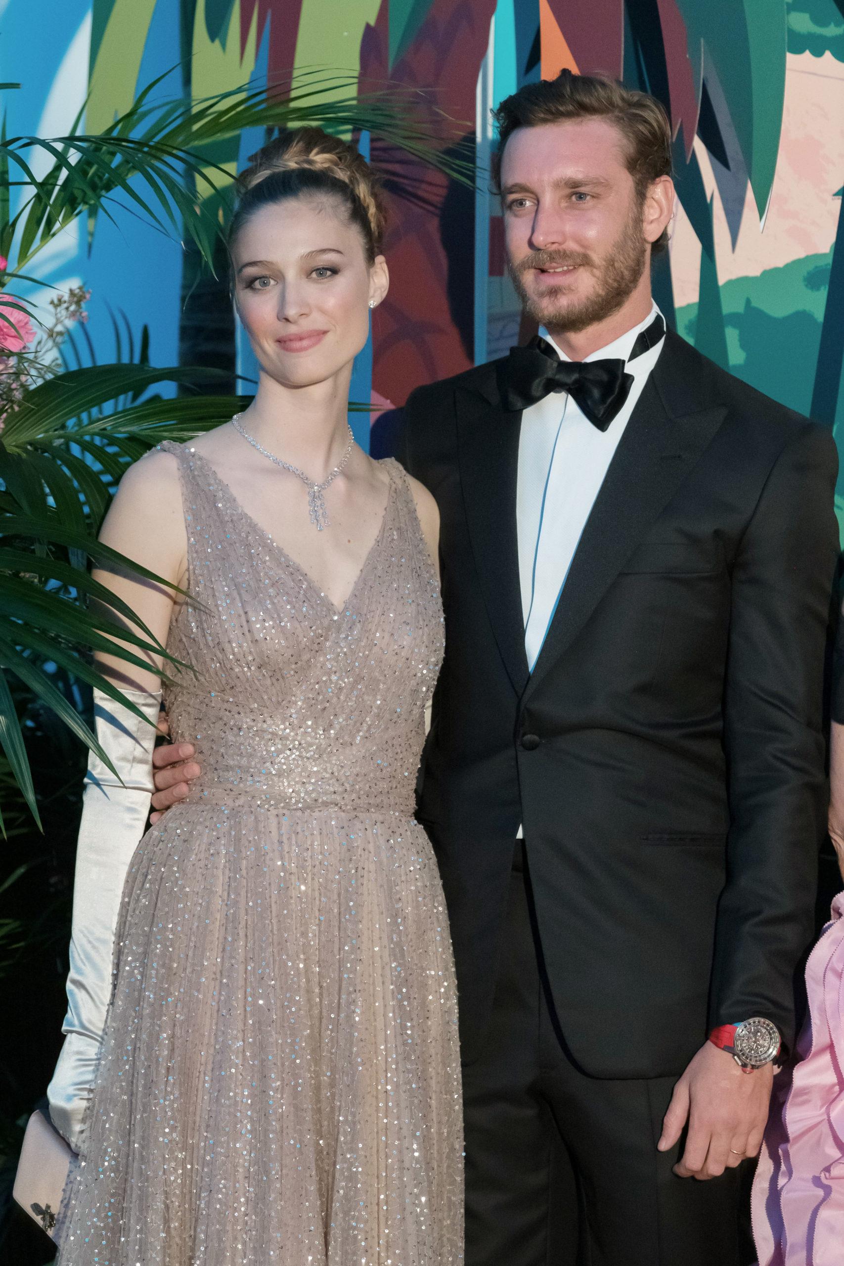 Beatrice e Pierre incantano il Ballo della Rosa