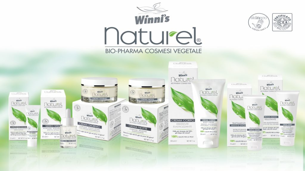 Linea cosmetica vegetale Winni's Naturel