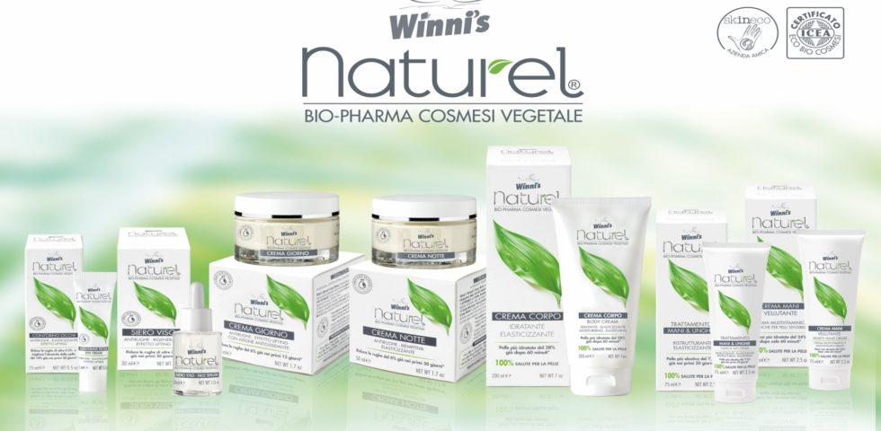 Winni's lancia la linea cosmetica viso e corpo naturale e bio