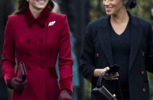 Regina Elisabetta: Kate Middleton può indossare i gioielli di Lady Diana e Meghan Markle no
